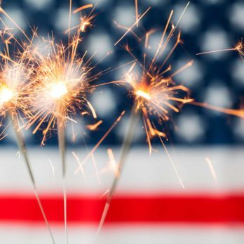 These Scary Stats Will Convince You to Think Twice Before Buying Fourth of July Sparklers