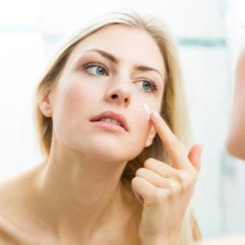 Ignoring 2 Letters on Your Skin-Care Products Could Be Wrecking Your Complexion