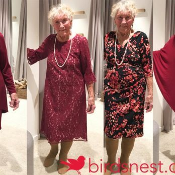 A 93-Year-Old Bride-to-Be Asked the Internet to Help Pick Her Wedding Dress. Did She Pick Your Favorite?