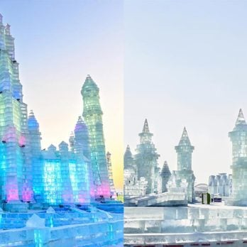These Insane Ice Sculptures Will Make You Wish It Was Winter Again