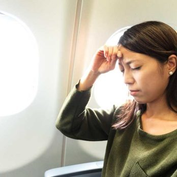 Why You Get a Headache When You Fly—and How You Can Stop It
