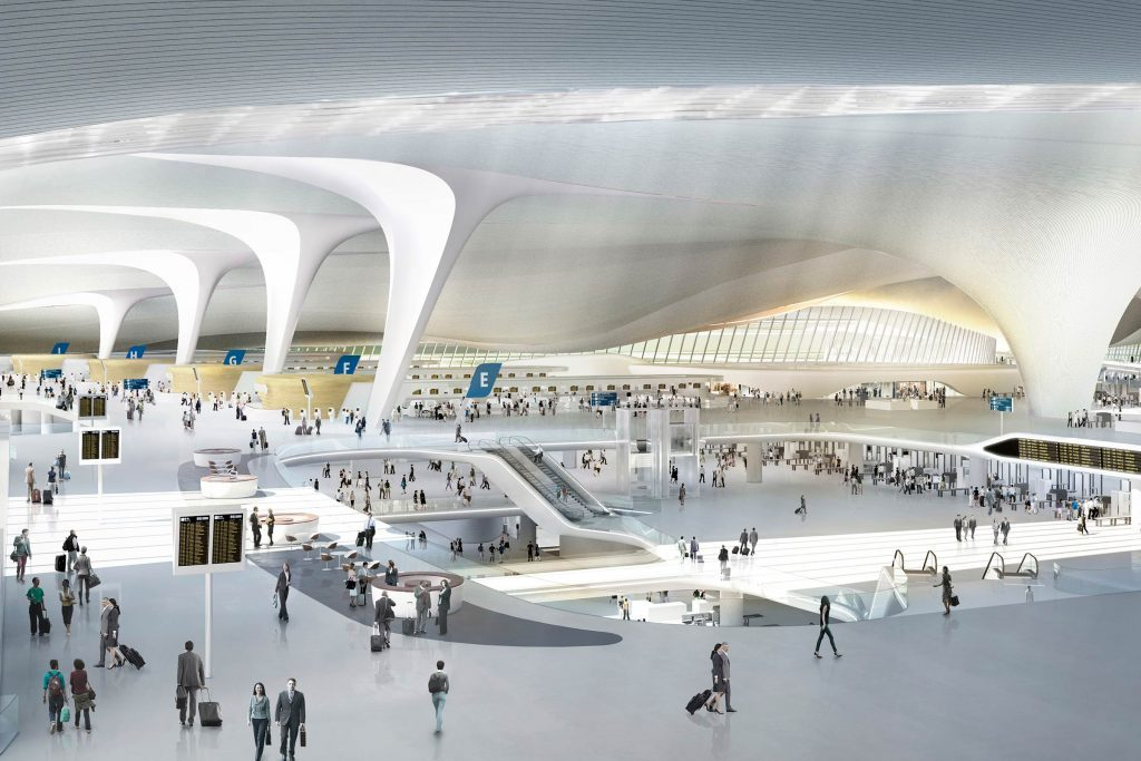 01-Take-a-Sneak-Peek-Inside-the-Biggest-Airport-in-the-World-Render-Courtesy-Methanoia-©-Zaha-Hadid-Architects