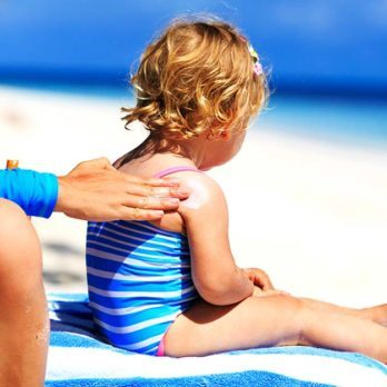 You and Your Child Should Never, Ever Use the Same Sunscreen—Here's Why
