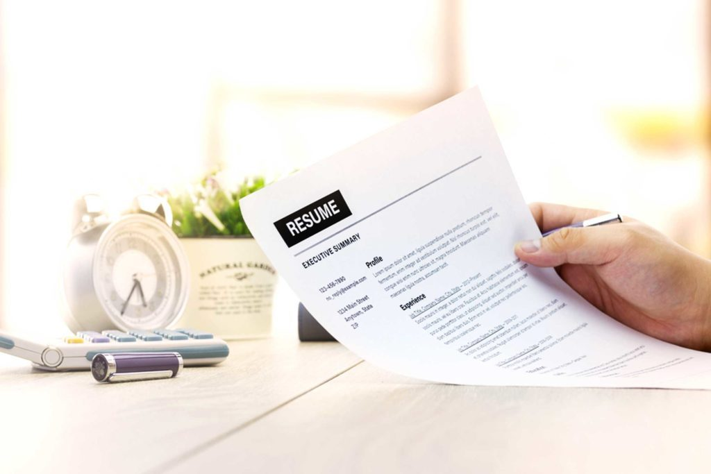 what employers are really looking for on your resume reader s