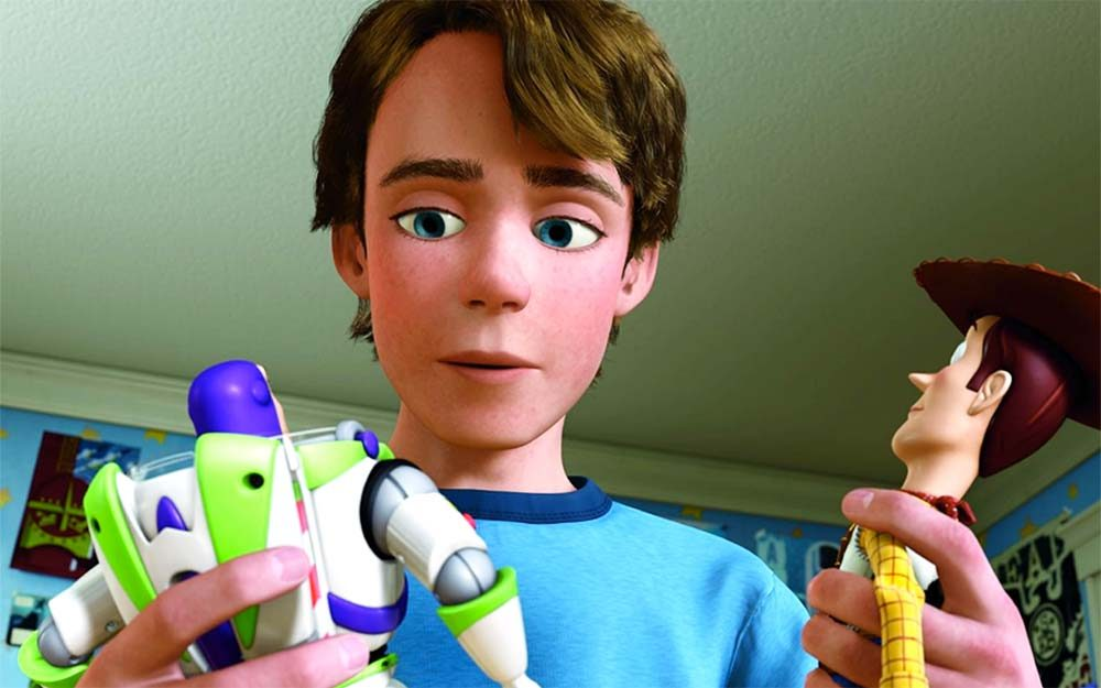 what really happened to andy s dad in toy story reader s digest