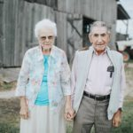 This Couple's 68th Wedding Anniversary Photoshoot Is Seriously the Sweetest Thing Ever