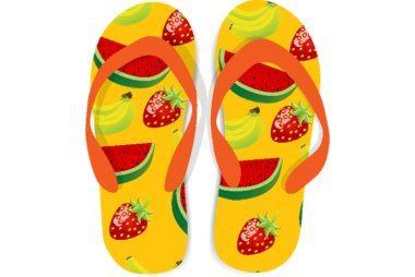 51cc86c1f78f87 BlankaB Shutterstock. Those rubber flip-flops ...