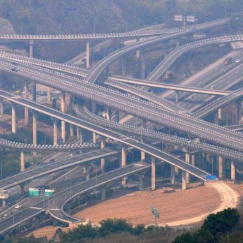 This Insanely Complicated Overpass Is Blowing the Internet's Mind