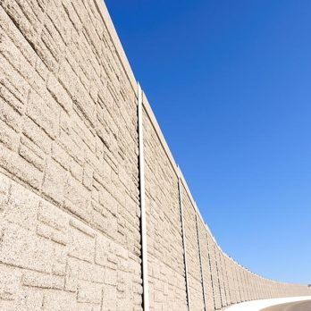 This Is Why Highways Have Those Concrete Walls Alongside of Them (It's Not for Safety)