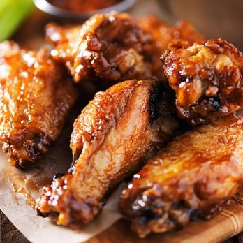 You've Been Eating Chicken Wings All Wrong