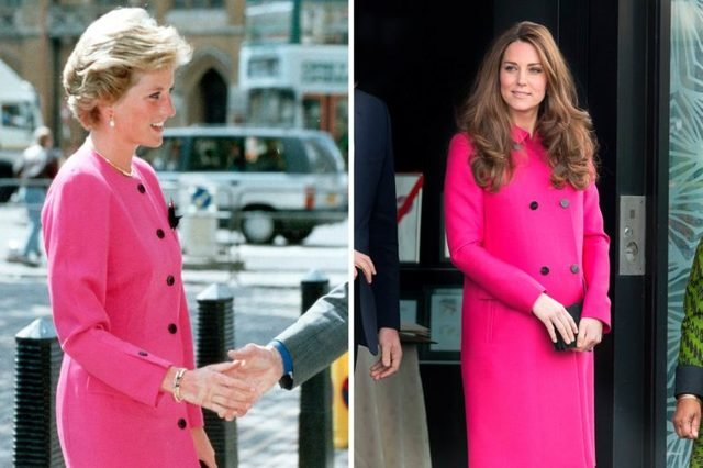 02-Times-Kate-Middleton-and-Princess-Diana-Basically-Wore-the-Same-Outfit-shutterstock