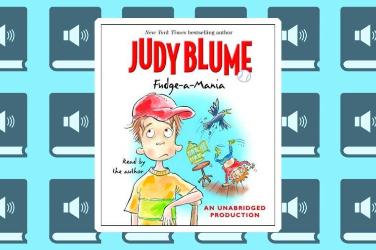 judy blume road trip books audiobooks