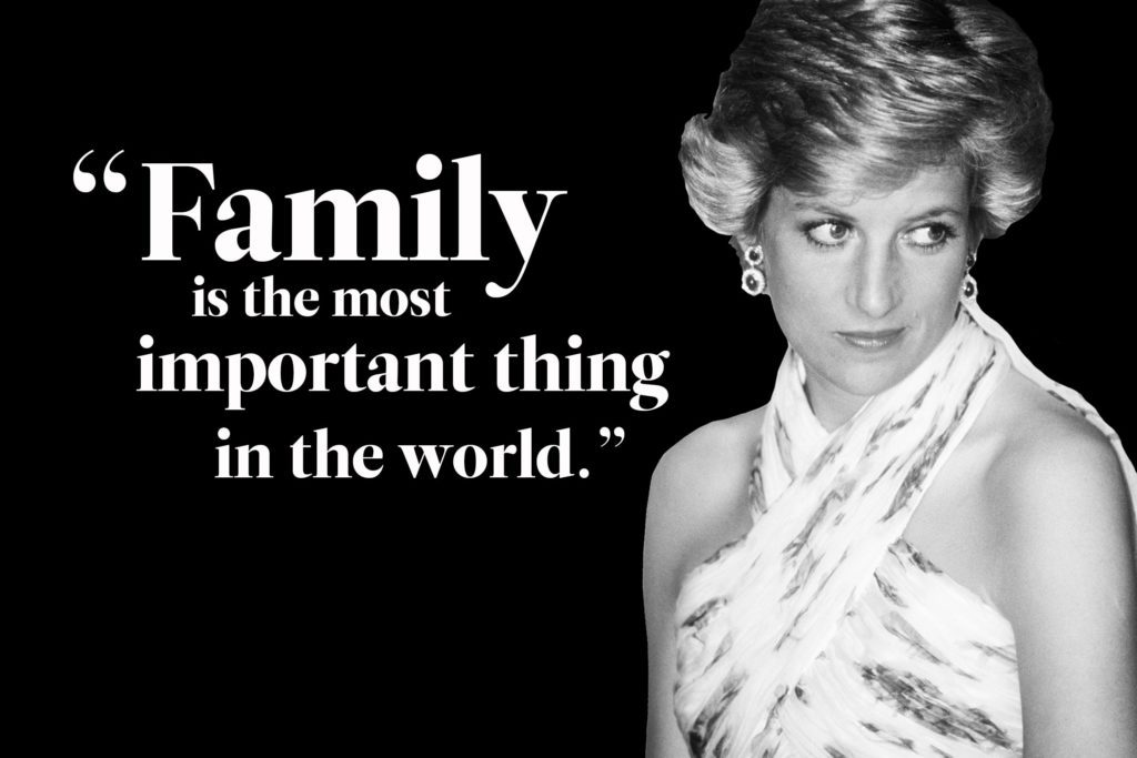 Princess Diana Inspiring Quotes From The People's Princess Adorable Quotes From