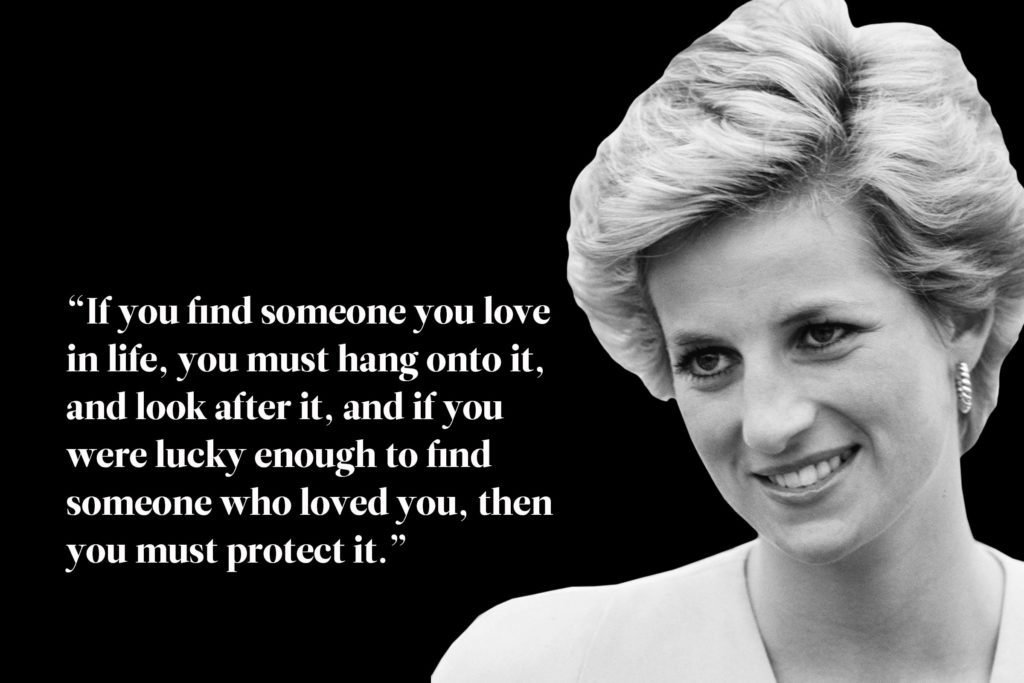 Princess Diana: Inspiring Quotes from the People\'s Princess ...