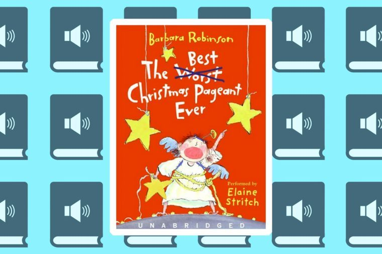 best books for road trips audiobooks like the best christmas pageant ever