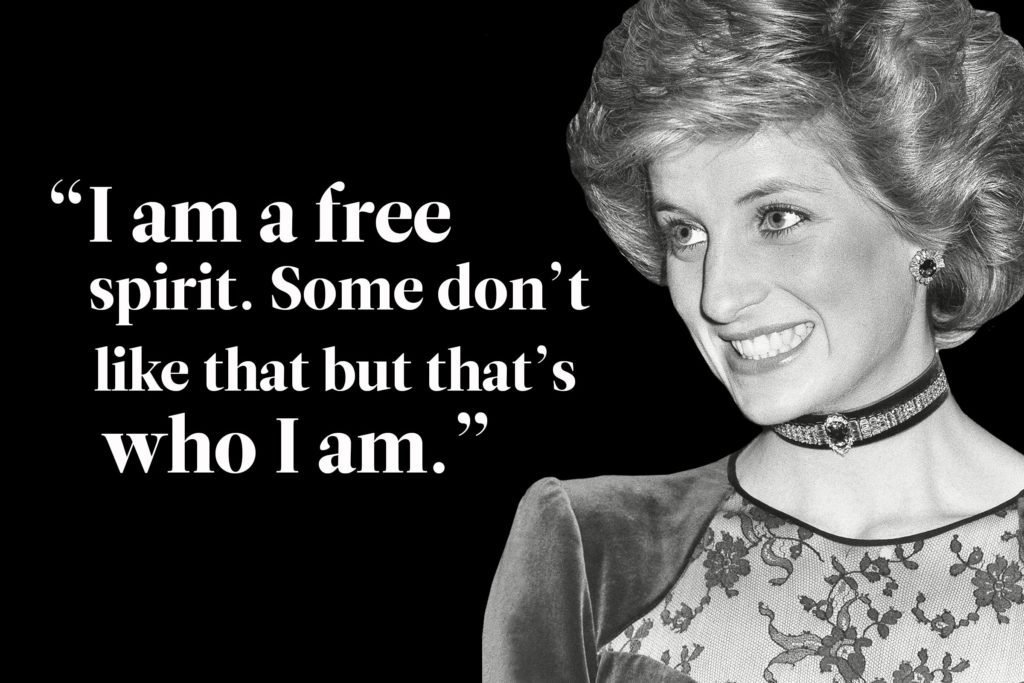 Princess Diana Inspiring Quotes From The Peoples Princess
