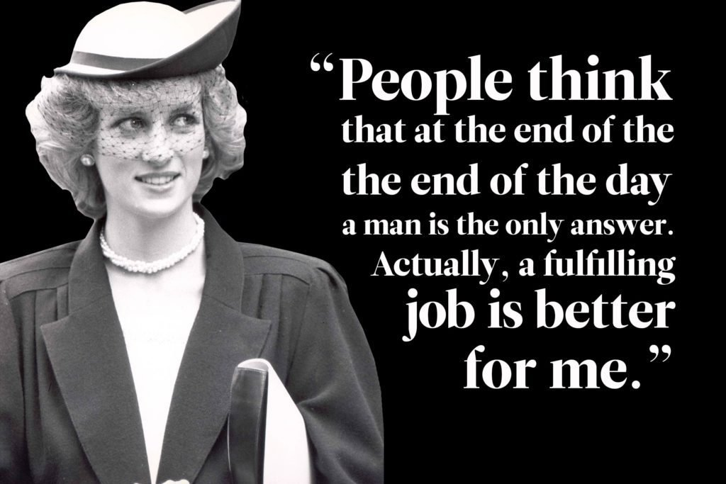 Think Like A Man Book Quotes: Princess Diana: Inspiring Quotes From The People's