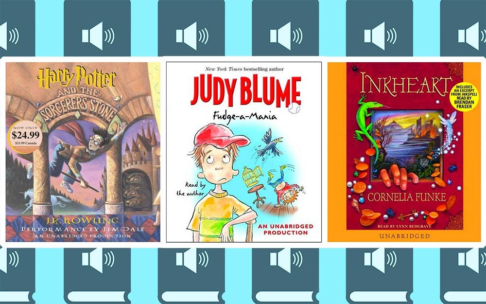 The Best-Ever Audiobooks for Your Next Family Road Trip
