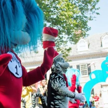 Get a Look Inside the World's First Museum Dedicated to Dr. Seuss