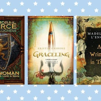 10 Awesome Books to Read with Fierce Female Characters