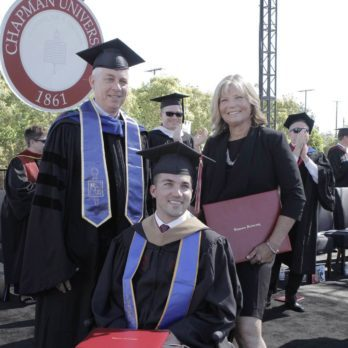 This Mom Attended Every Class with Her Quadriplegic Son—So The School Surprised with a Degree of Her Own