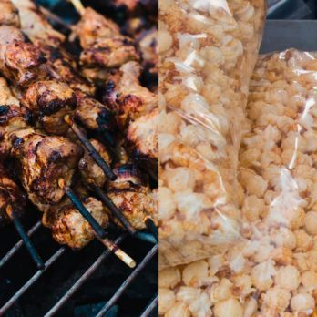The 8 Healthiest, Nutritionist-Approved Foods You'll Find at the Fair This Summer