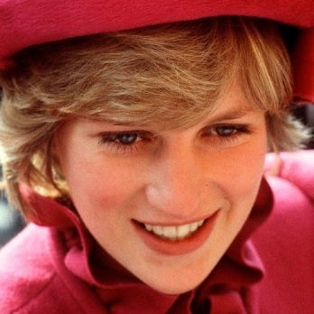 The Perfume Princess Diana Never Left Home Without