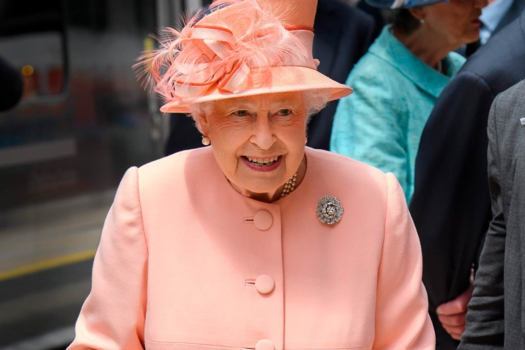 Queen Elizabeth II Always Wears This $9.00 Essie Nail Polish