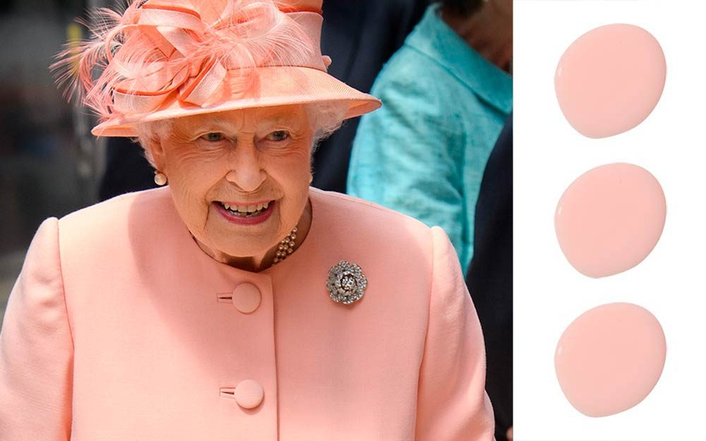 Queen Elizabeth Nail Polish The Only Color She Ever Wears Costs 9 Reader S Digest