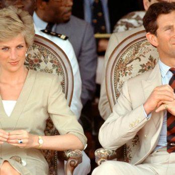 20 Stunning, Rarely Seen Photos of Princess Diana