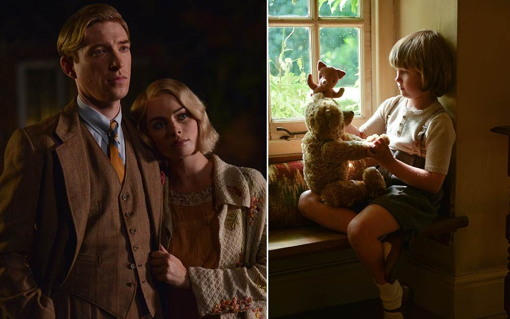 The Trailer for the New Live-Action Winnie the Pooh Movie Is Here