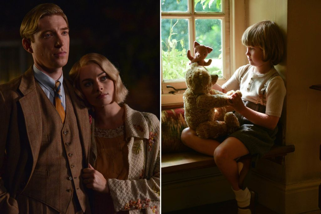 Winnie The Pooh The New Trailer For The Live Action Winnie The