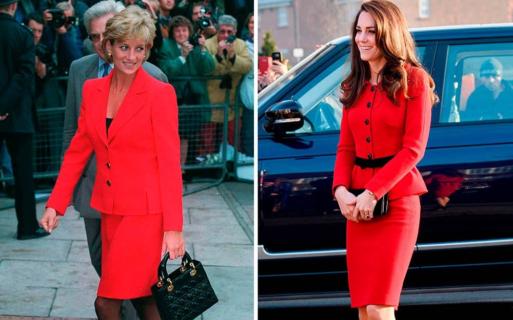 Times-Kate-Middleton-and-Princess-Diana-Basically-Wore-the-Same-Outfit-shutterstock-FT