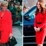 19 Times Kate Middleton and Princess Diana Basically Wore the Same Outfit