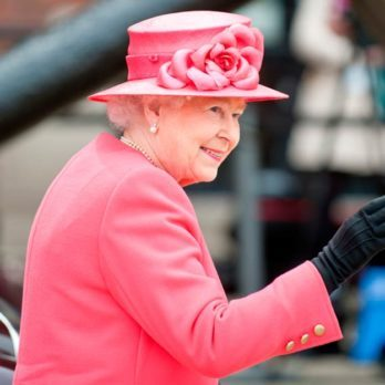 Uh Oh: Someone Just Called the Police on Queen Elizabeth