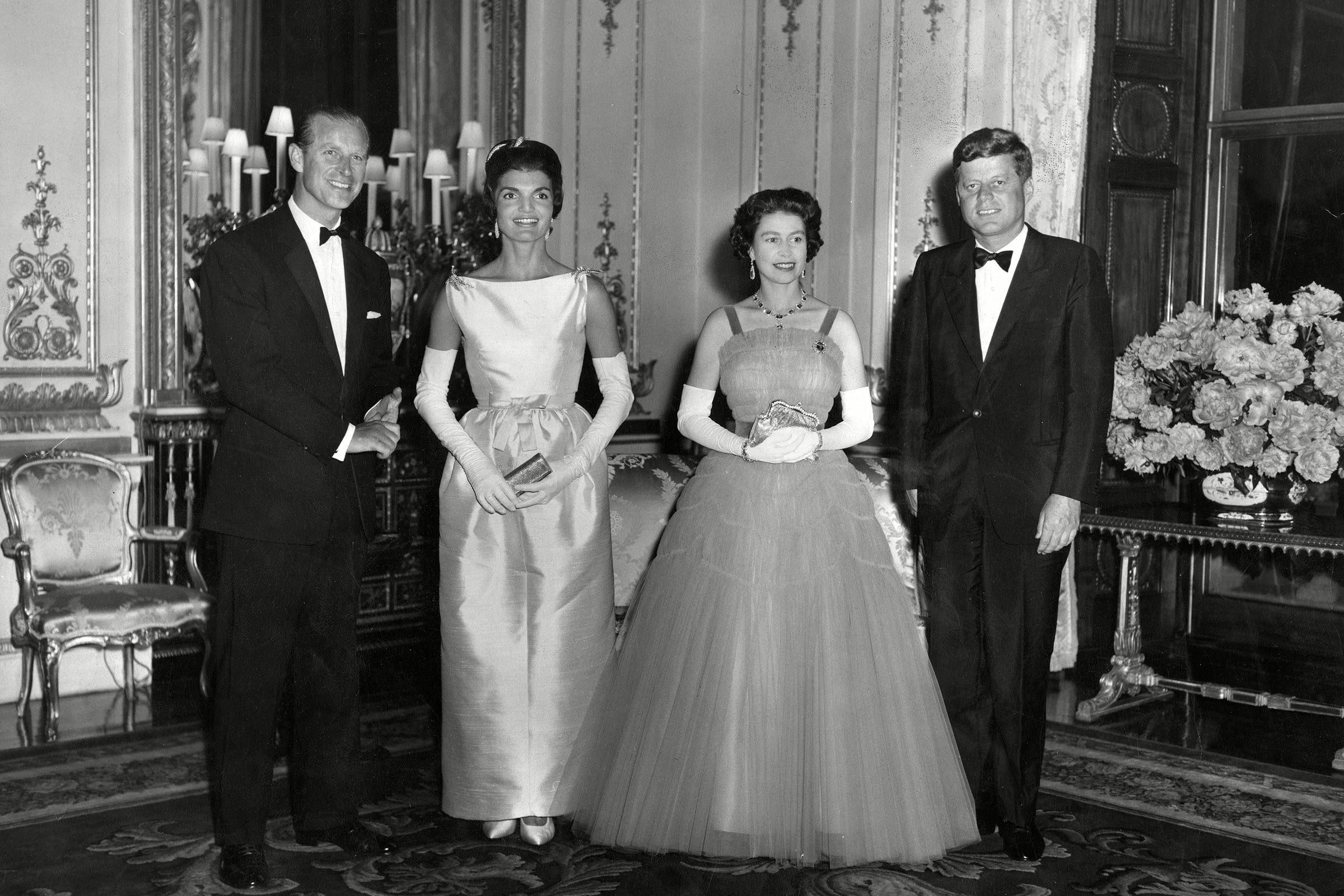When Jackie Kennedy Met Queen Elizabeth Readers Digest