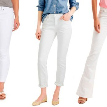 How to Find the Best White Jeans for Your Body Type