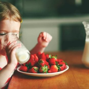 Why Your Child Shouldn't Be Drinking Almond, Soy, or Rice Milk