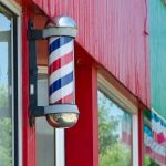 The Disturbing Reason Barber Poles Are Blue, White, and Red