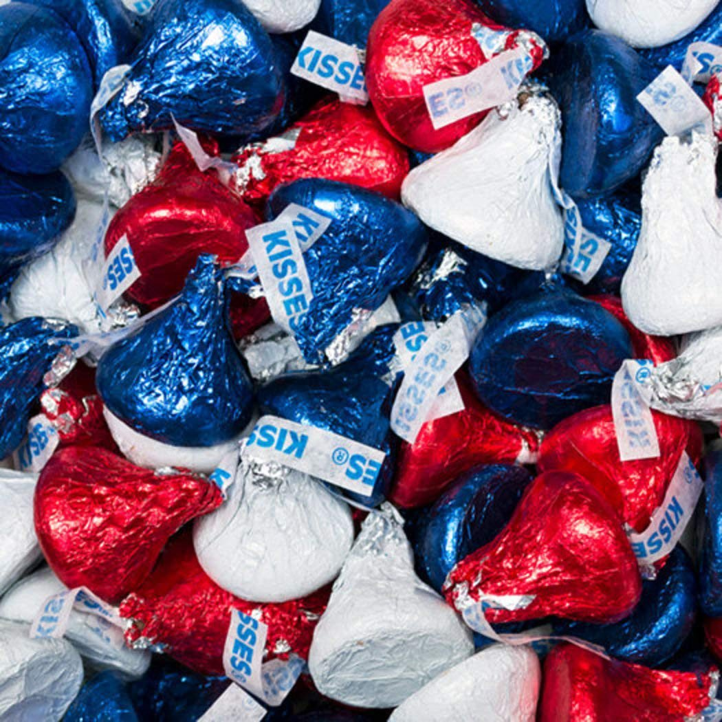 Fourth of july candy guessing game