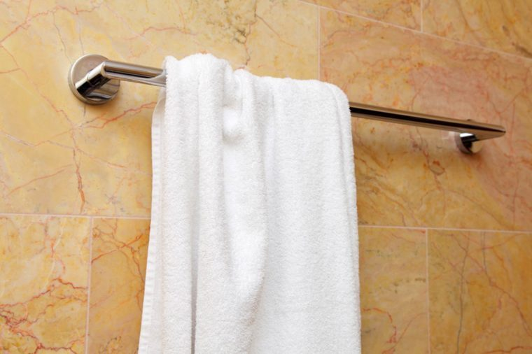 You Definitely Aren T Washing Bath Towels Often Enough Reader S Digest