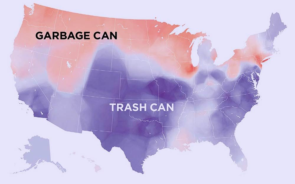 Say These 9 Words, and We'll Tell You Where You Grew Up