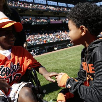 The 11-Year-Old Kid Who Hit a Home Run at Oriole Park at Camden Yards