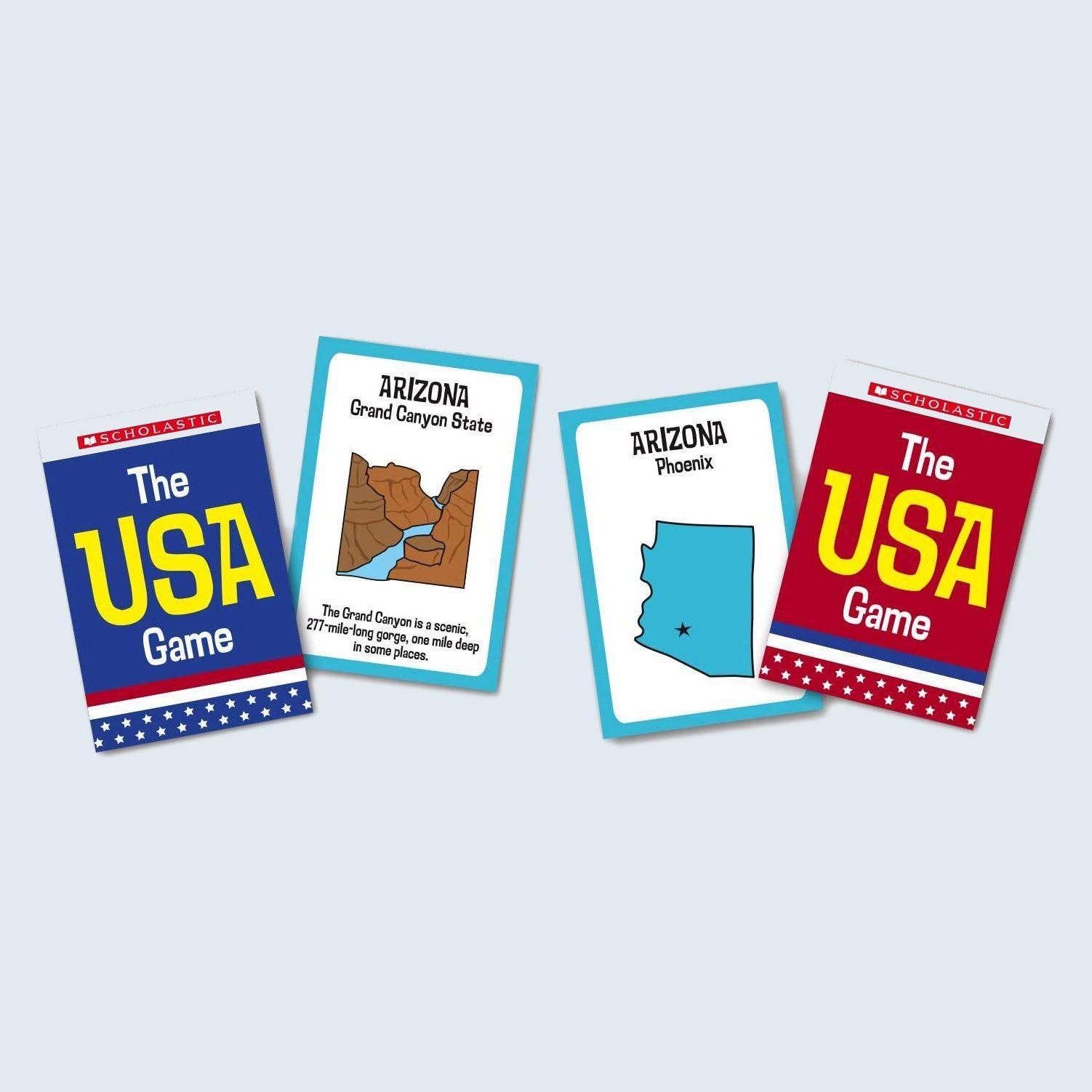 The USA game