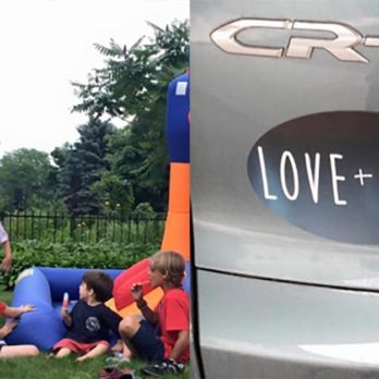 How a Tiny Facebook Page Sparked a Movement of Kindness in Shorewood, Wisconsin