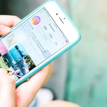 How to NOT Get Caught Liking an Old Instagram Photo—And Other Social Faux Pas Tips