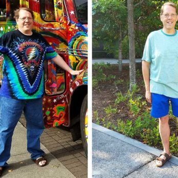 """I Lost 50 Pounds Making One Simple Change"""
