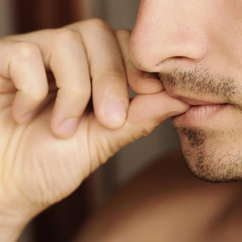 What Your Nail Biting Habit Really Says About Your Personality