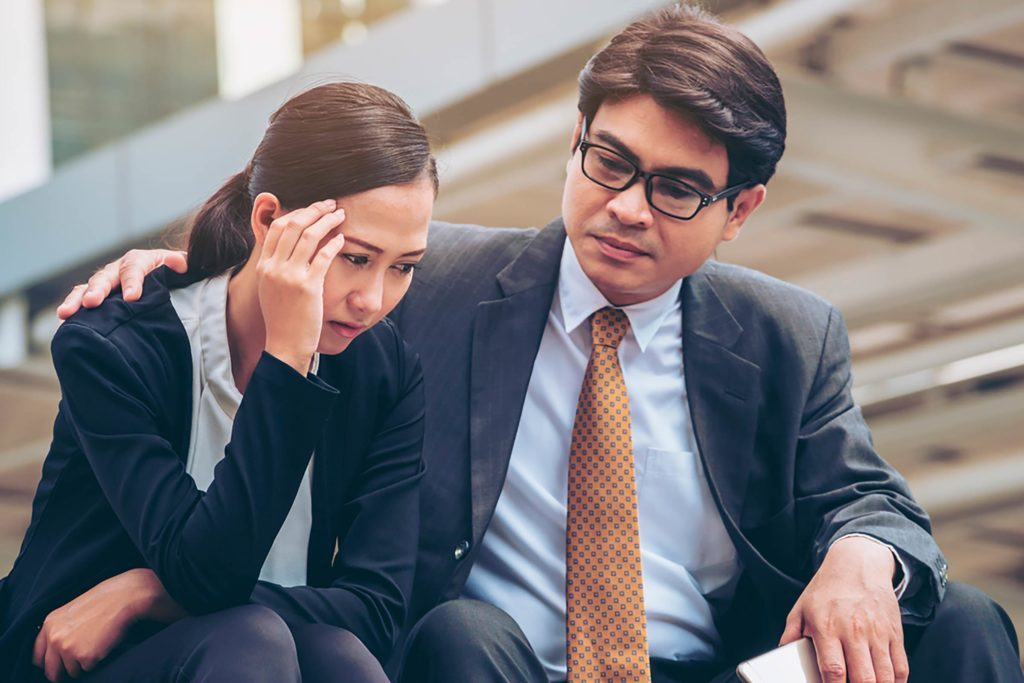 approach a friendly manager - Coping With Getting Fired From A Job