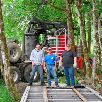 Want a Country Wedding? You Might Have to Build a 50-Foot Bridge Like We Did
